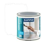 GAMMA Extra Dekkend acryllak zijdeglans wit 250 ml