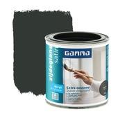 GAMMA Extra Dekkend acryllak zijdeglans zwart 250 ml