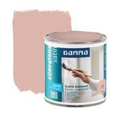 Laque acrylique super couvrante GAMMA satin 250 ml rose