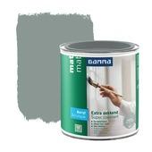 GAMMA lak extra dekkend mat zeegroen 750 ml