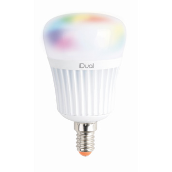 iDual LED lamp E14 7W = 40W 470 lumen