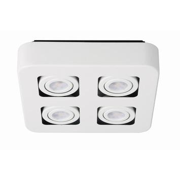 Spot pour plafond Krypton iDual LED intégrée 4x 6W 345 Lm blanc