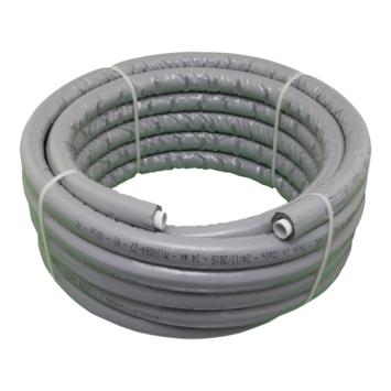 Conduite multicouche isolé Levica Superpipe ø16-2,0 mm 10 m gris
