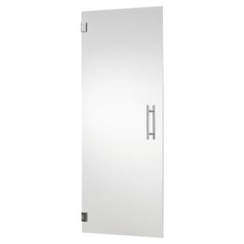 Porte intérieure en verre trempé CanDo translucide 201,5x83 cm