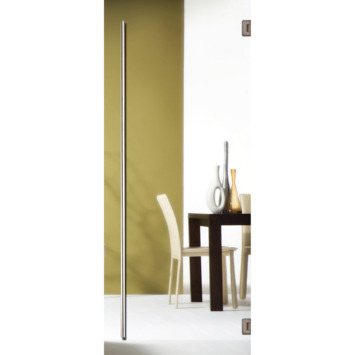 Porte intérieure en verre Vetro C000 translucide 201x83 cm