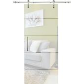 Porte coulissante en verre Slide Vetro C003 215x83 cm