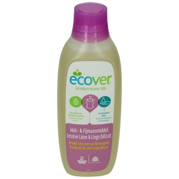 Ecover wasmiddel voor delicate was 1 L