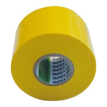 Ruban isolant Nitto 5 cm 20 m jaune