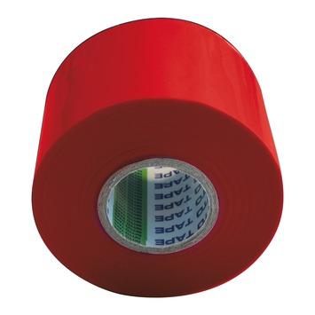 Ruban isolant Nitto 5 cm 20 m rouge