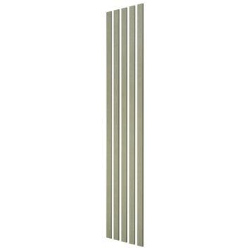 CanDo deurlijst vol set MDF groen pefc waterwerend 13x70 mm 220 cm