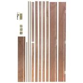 Huisserie en multiplex Easykit CanDo 20 cm