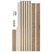 Huisserie CanDo 16,5 cm chêne classique