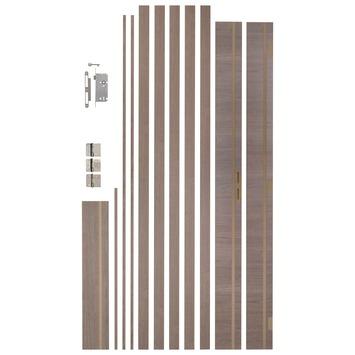 CanDo Art Deco deurkassement bronze oak 16,5 cm