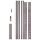 Huisserie CanDo 16,5 cm chêne argenté