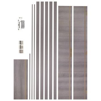 Huisserie CanDo 30 cm chêne argenté