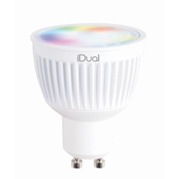 iDual LED spot GU10 6,5W = 40W 345 lumen