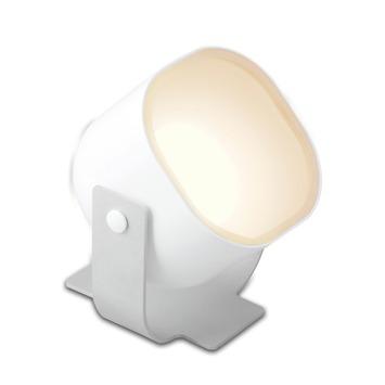 Projecteur Lilas iDual LED intégrée 16W 810 Lm blanc avec télécommande