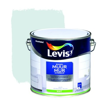 Levis Muur muurverf mat ochtendmist 2,5L