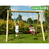 Jungle Gym Swing met schommel en trapeze