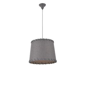 Hanglamp Selina grijs