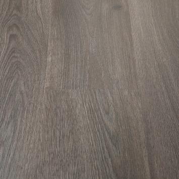 Stratifié Confort chêne noir GAMMA 7 mm 2,25 m²