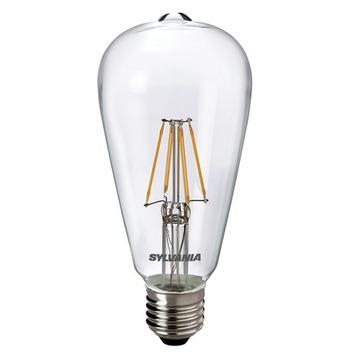 Sylvania ToLEDo LED filament kaarslamp met tip E27 470 lumen 4 W = 40 W