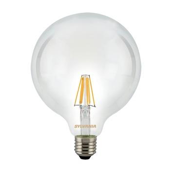 sylvania toledo led filament lamp bol e27 1000 lumen 7 5 w 75 w alle lampen. Black Bedroom Furniture Sets. Home Design Ideas