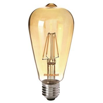 Ampoule poire rétro LED à filament ToLEDo Sylvania gold E27 400 lumens 4 W = 40 W