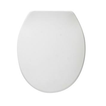 Siège WC Erik Handson soft-close synthétique blanc