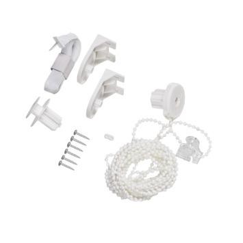 Mécanisme chaînette pour store à enrouleur blanc 250 cm