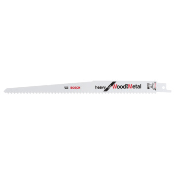 Bosch Professional reciprozaagblad s 1111 df heavy for wood and metal 2st