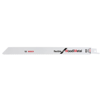 Bosch Reciprozaagblad S 1122 HF Flexible for Wood and Metal 2st