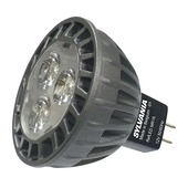 Sylvania LED spot GU5.3 345 lumen 5,5 W = 40 W Cool White