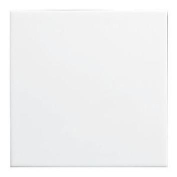 Carrelage mural Faro blanc brilliant 14,7x14,7 cm 1 m²