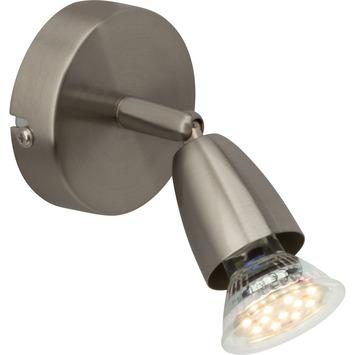 Brilliant Amalfi spot LED GU10 3 W 250 lumen rvs