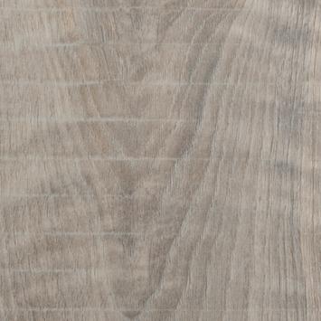 Stratifié Signature GAMMA ultra large chêne gris effet usé 2V 8 mm 2,69 m²