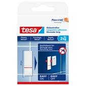 Tesa Powerstrips voor tegels en metaal wit 2 kg 9 stuks