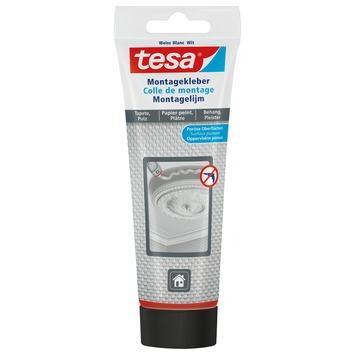 Tesa montagelijm voor gevoelige oppervlakken 125 g