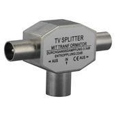 Répartiteur coaxial Q-link pour TV métal