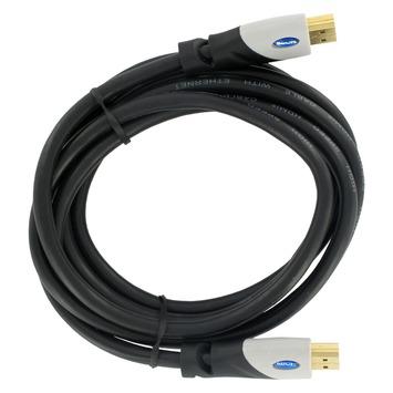 Câble HDMI haut débit 2 m noir Q-link