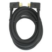 Câble HDMI haute vitesse équerre 5 m