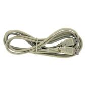 Câble USB 2.0 Q-link 2 m gris