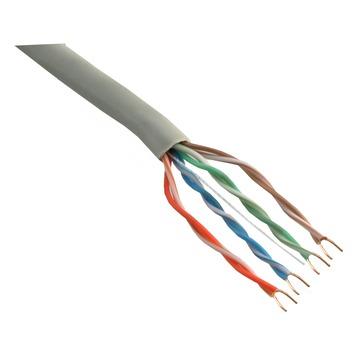 Q-link UTP kabel CAT5E 50 m wit