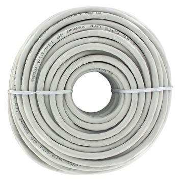 Q-link UTP kabel CAT5E 20 m wit