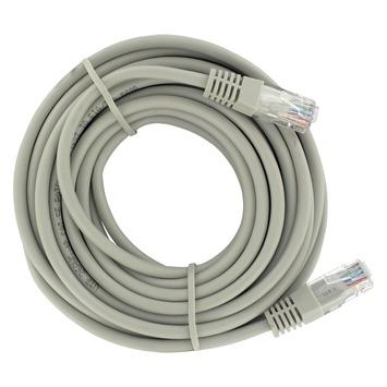 Câble UTP CAT5E Q-link 5 m gris avec connecteurs