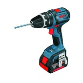 Bosch Professional perceuse à percussion sans fil GSB 18 V Li-ion