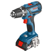 Bosch Professional accuschroefboormachine GSR 18 volt lithium-ion plus