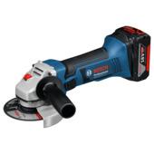 Bosch Professional haakse slijper 125 mm accu GWS 18 volt lithium-ion