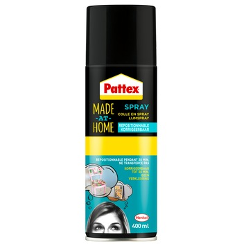 Pattex hobby spray repositionnable 400 ml