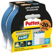 Ruban de masquage Pattex Perfect Paint 30 mm 25 m 2 pièces
